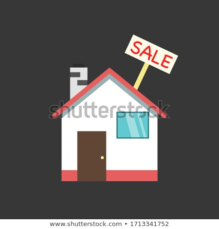 House for rent sign Stock photo © montego