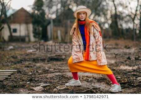 amazing autumn came stock photo © lypnyk2