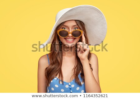 Young women at the beach, studio shot Stock photo © photography33