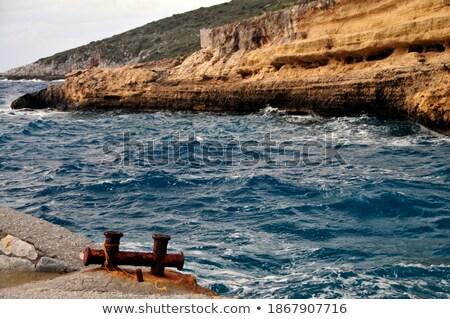 берега тропические Nice волны пляж воды Сток-фото © kaycee