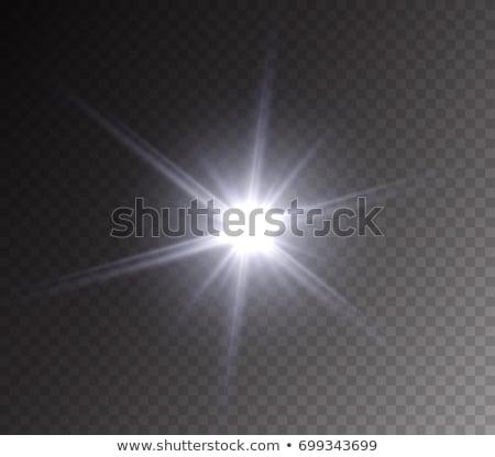 profissional · preto · estúdio · flash · lâmpada - foto stock © kawing921