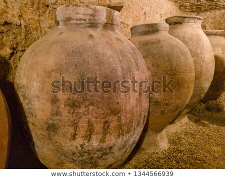 ceramics from Mediterranean Spain Stock photo © lunamarina