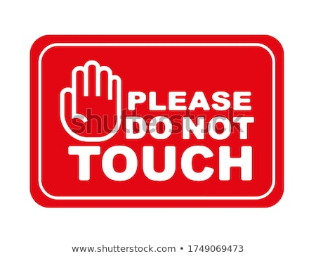 Please stop now Stock photo © rosipro