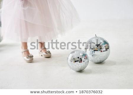 Children's fancy shoes Close-up. Stock photo © RuslanOmega
