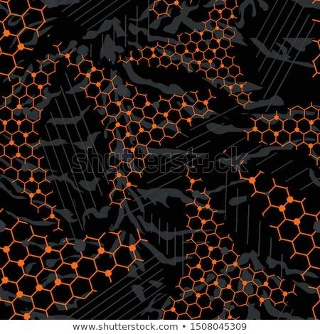 Model tekstil grafik malzemeler web sitesi Stok fotoğraf © obradart