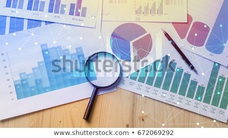 fogyasztó · kutatás · vásárló · kiskereskedelem · vásárlás · trendek - stock fotó © kbuntu