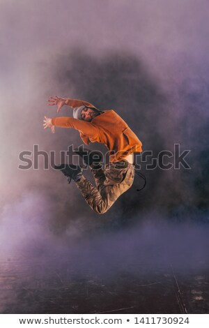 cool · danseur · Homme · robe - photo stock © stepstock