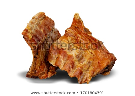生 · ベーコン · 薫製 · 豚肉 · 腹 · 準備 - ストックフォト © haraldmuc