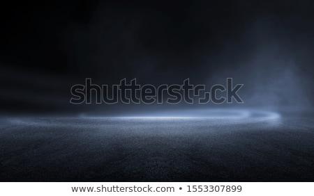 speed on night road Stock photo © ssuaphoto
