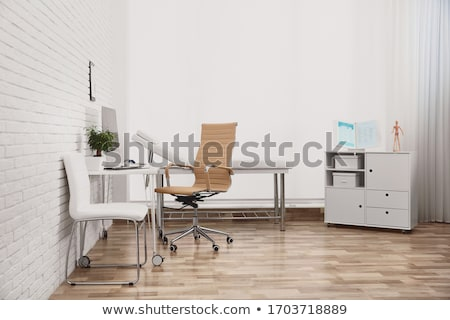 Patient at examination in doctor's office Stock photo © nyul
