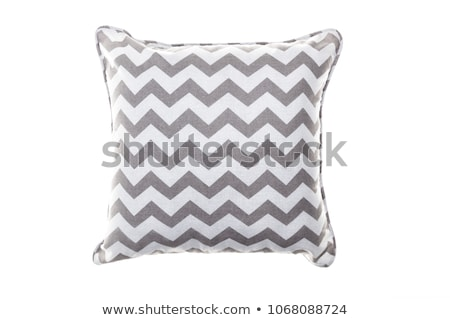 Gray cushion isolated  Stock photo © ozaiachin