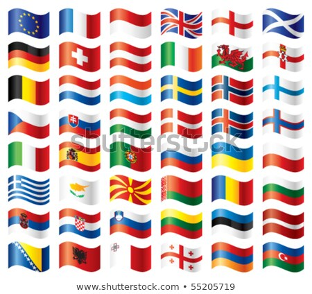 Switzerland and Estonia Flags  Stock photo © Istanbul2009