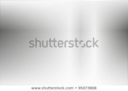 Pontilhado metal abstrato textura do metal eps10 vetor Foto stock © IMaster