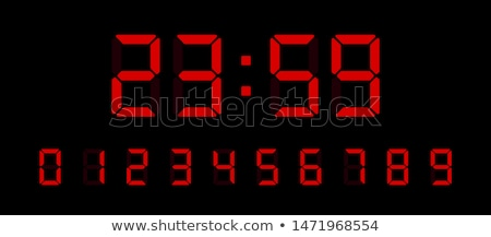 Different numerical figures Stock photo © bluering