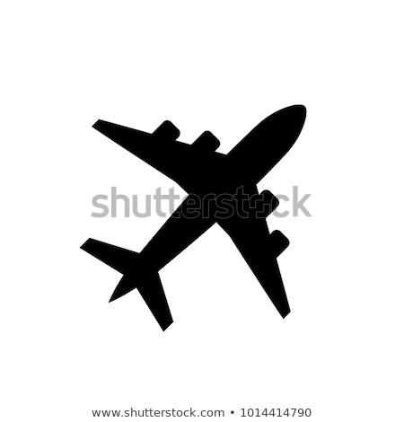 passenger airplane at modern airport stock photo © ssuaphoto