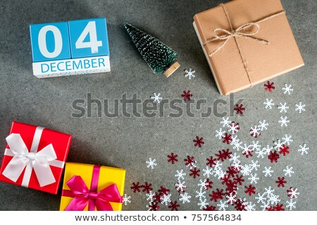 4th December Stock photo © Oakozhan