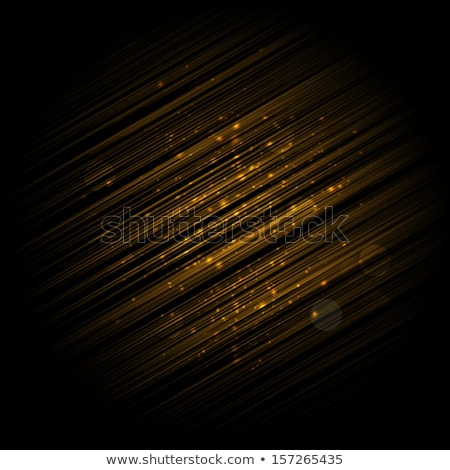 Gold aurora light. Abstract vector backgrounds Stock photo © fresh_5265954