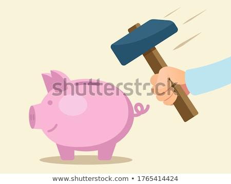Money box Piggy bank Stock photo © orensila