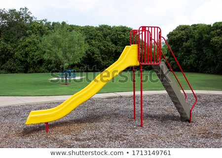 Large Slide in Playground Stock photo © 2tun