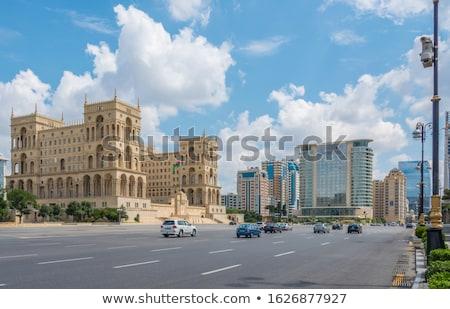 18 2015 gobierno casa Azerbaiyán edificio Foto stock © Elnur