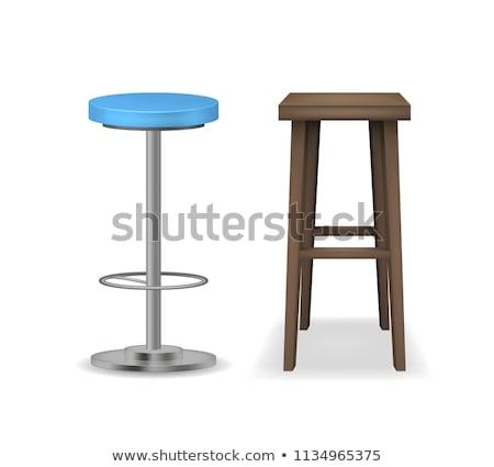 various types of stools Stock photo © adrenalina