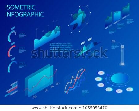 szett · különböző · számítógép · izolált · fehér · internet - stock fotó © decorwithme
