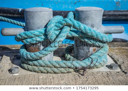 Mooring Post Stock photo © brm1949