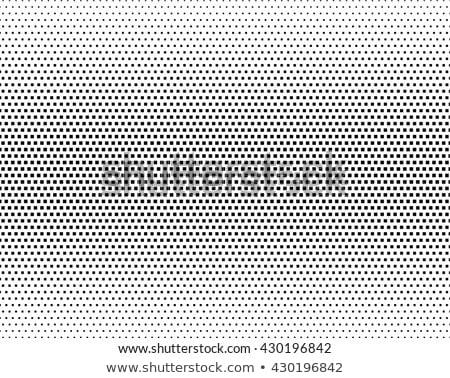 Puha színek absztrakt halftone minta terv Stock fotó © SArts
