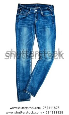 jeans · mode · design · photos · lumière - photo stock © ozaiachin