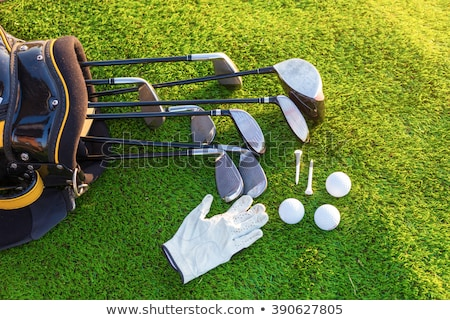 Golf Equipments Stock photo © shutswis