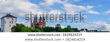 famous gothic dome in Limburg Stock photo © meinzahn