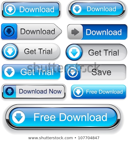 Get Now Blue Vector Icon Design Stock photo © rizwanali3d
