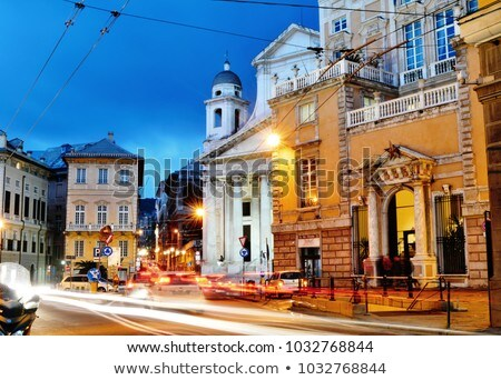 Annunziata church in Genova Stock photo © Antonio-S