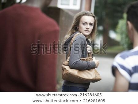 ビジネスマン · 首の痛み · デスク · 成熟した · オフィス - ストックフォト © photography33