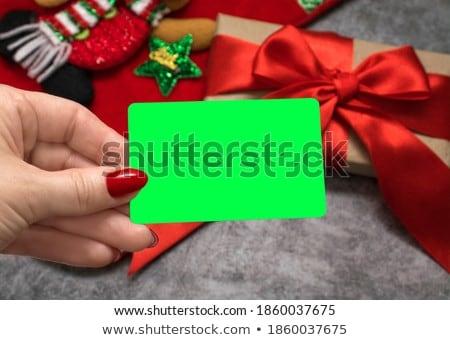 Stock fotó: Nő · elektronika · zöld · fehér · digitális · kompozit · technológia