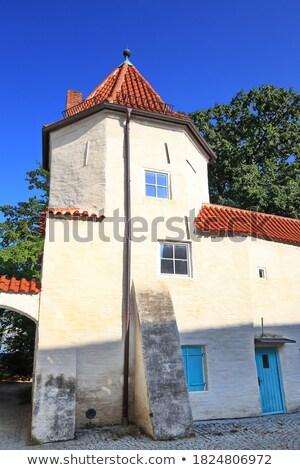 Historic City in Bavaria Stock photo © manfredxy