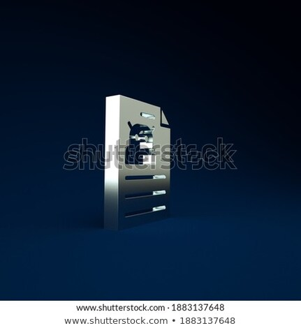 Cloud Service Concept on Clipboard. 3D Illustration. Stock photo © tashatuvango