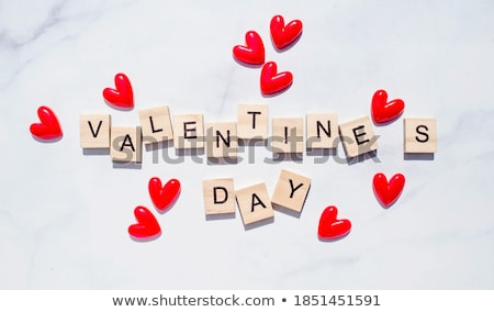 Love icon or Valentine's day sign designed for celebration Stock photo © Ecelop