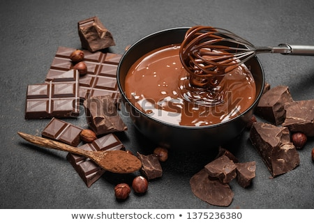 Cooking Chocolate Stock photo © kitch