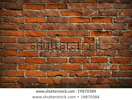 Red old brick vertical background-01 Stock photo © romvo