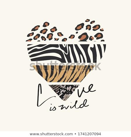 zebras · rebanho · savana · África · animal · natureza - foto stock © anna_om