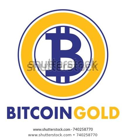 bitcoingold   cryptocurrency logo stock photo © tashatuvango