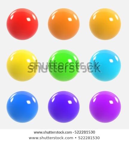 Colorful balls Stock photo © ruzanna