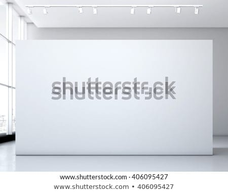 Detail of a modern apartment building with floor-to-ceiling windows  Stock photo © elxeneize