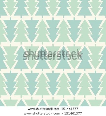 Vector naadloos patroon moderne stijlvol abstract Stockfoto © samolevsky