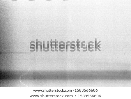 Luidruchtig film frame zwaar stof graan Stockfoto © Taigi