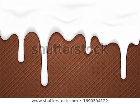 Chocolate glaze Stock photo © Digifoodstock