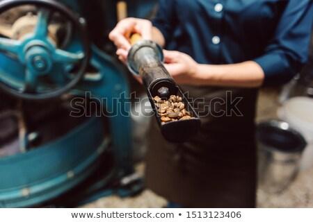 alimentos · producción · máquina · fábrica · leche - foto stock © kzenon