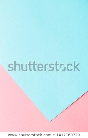 Streszczenie puste papieru tekstury materiały biurowe materiału Zdjęcia stock © Anneleven