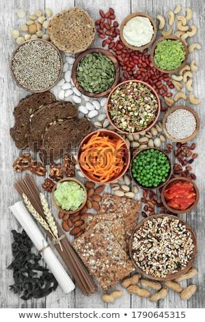 низкий хлеб список высокий Smart Омега-3 Сток-фото © marilyna